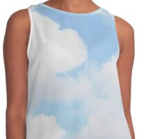Fluffy Clouds Contrast Tank