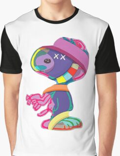 Peanuts KAWS Graphic T-Shirt