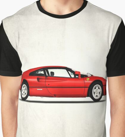The 288 GTO 1985 Graphic T-Shirt