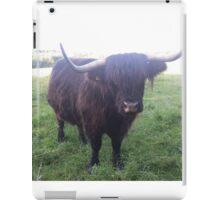Saying Hello iPad Case/Skin