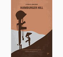 No428 My Hamburger Hill minimal movie poster Unisex T-Shirt