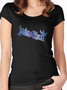 Judas Priest Women's Fitted Scoop T-Shirt