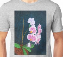 Orchid at the Studio Unisex T-Shirt