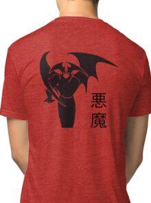 Devilman Tri-blend T-Shirt