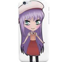 Nonosaka Mao Chibi Sticker iPhone Case/Skin