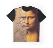 MONA VINCI Graphic T-Shirt