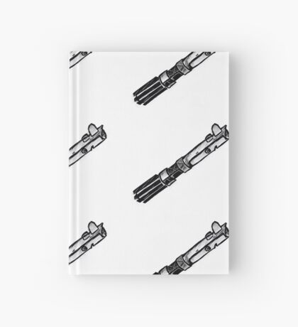 """The Saber"" Hardcover Journal"