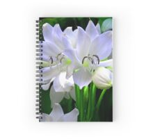 Bloomy Sunday Spiral Notebook