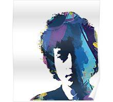 Bob Dylan - That Wild Mercury #35  Poster