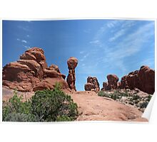 Arches National Park 10 Poster
