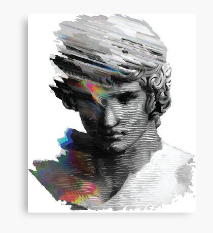 GREEK Canvas Print