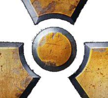 duke_nukem_symbol Sticker