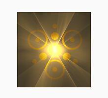 Eye of Ra God Sol Suncave Logo    GodSol.com Unisex T-Shirt