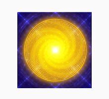 Peaceful Blue Enlightenment || FutureLifeFashion.com Unisex T-Shirt