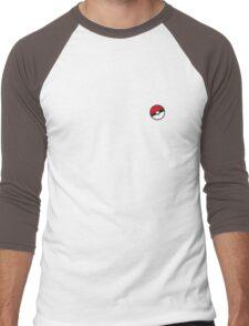 Pokémon Pokéball Design Men's Baseball ¾ T-Shirt