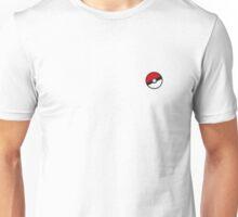 Pokémon Pokéball Design Unisex T-Shirt