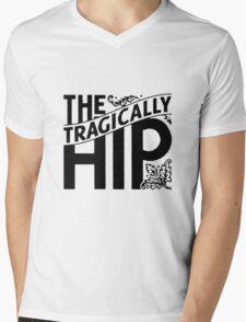tragically hip  Mens V-Neck T-Shirt