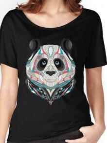 Ethnic Panda Women's Relaxed Fit T-Shirt