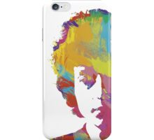 Bob Dylan - That Wild Mercury #03 iPhone Case/Skin
