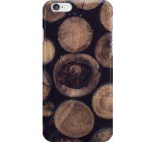 Wood Wood iPhone Case/Skin