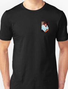 Lady in White Unisex T-Shirt