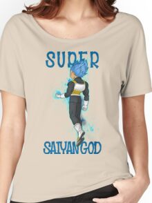 SUPER SAIYAN GOD Women's Relaxed Fit T-Shirt