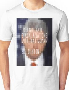 No Sexual Relations Unisex T-Shirt