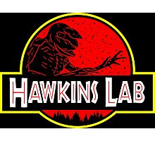 Hawkins Lab Photographic Print