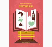 No434 My Notting Hill minimal movie poster Unisex T-Shirt