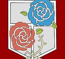 Roselia Stationary Guard Logo by kruegerm16