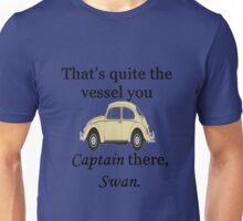Quite a Vessel Unisex T-Shirt