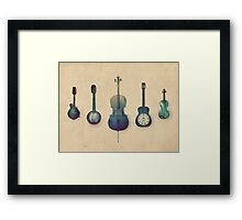 Good Company Framed Print