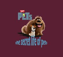 the secret life of pets movie Unisex T-Shirt