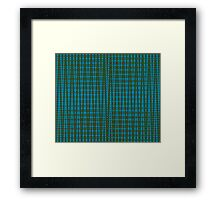 FINDING ORDER IN THE ELEVENTH UNIVERSE Framed Print