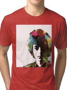Bob Dylan - That Wild Mercury #12 Tri-blend T-Shirt