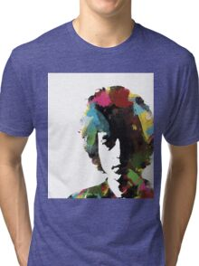 Bob Dylan - That Wild Mercury #12 Tri-blend T-Shirt