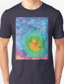 Vintage Spectral Abstract Unisex T-Shirt
