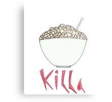 Cereal Killa  Metal Print