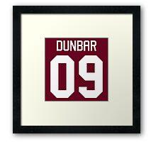 Liam Dunbar #09 Framed Print