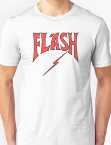 Flash Gordon - Razor Edge Logo Unisex T-Shirt