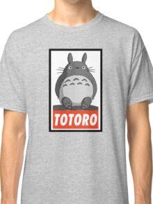 (MANGA) Totoro  Classic T-Shirt