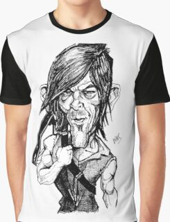 Daryl Graphic T-Shirt