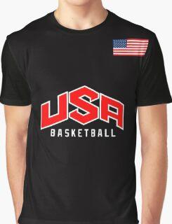 USA Basketball Rio 2016 Graphic T-Shirt