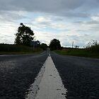 Low-Angle Road by Richard Winskill