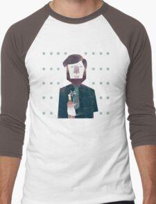 First date Men's Baseball ¾ T-Shirt
