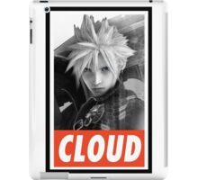 (FINAL FANTASY) Cloud iPad Case/Skin