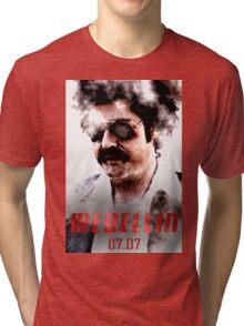 """Entourage: """"Medellin"""" Tri-blend T-Shirt"""