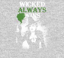 OUAT. Wicked Always Wins. Zelena. V2. Kids Tee