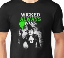 OUAT. Wicked Always Wins. Zelena. V2. Unisex T-Shirt