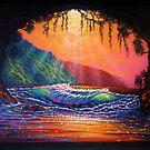 Lava Tube Fantasy 1  by jyruff